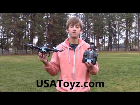 How to Fly (and NOT Crash) Your Drone! Quadcopter Basic Controls