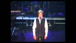 David Bowie Weeping Wall + Warszawa + Art Decade Live Meltdown 2002
