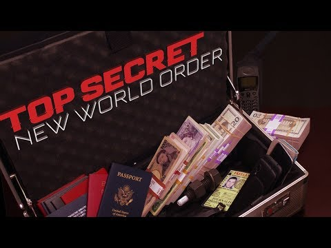 Top Secret: New World Order - the ESPIONAGE roleplaying GAME