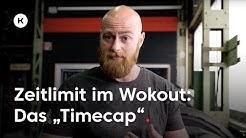 Sch&%$ TIMECAP 😡 Warum deine Workouts ein Zeitlimit haben