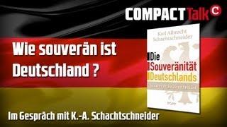 Wie souverän ist Deutschland wirklich? K.-A. Schachtschneider im Gespräch mit Jürgen Elsässer