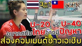 ส่องคอมเมนต์ชาวเอเชีย-หลังที่ทีมชาติไทยเอาชนะไต้หวัน-3-1-เซตในศึกวอลเลย์บอลเอเชีย