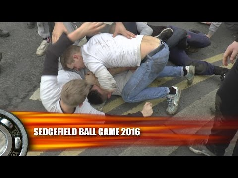 Sedgefield Ball Game 2016