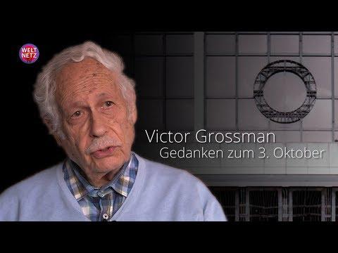 Victor Grossman: Gedanken zum 3. Oktober