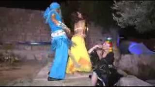 كليب رقص اسرائيلي علي اغنية المرجحه