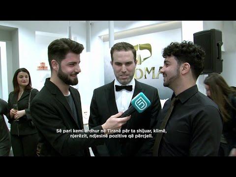 IN Report - KEDMA Opening in Tirana