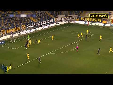 Ankaragücü 1 Fenerbahçe 2 son saniye golü