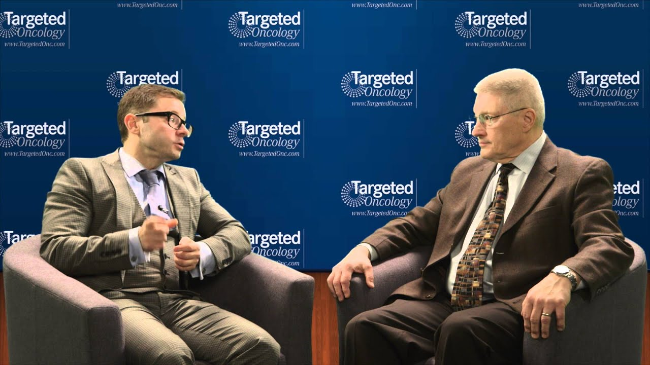 David Berz, MD, PhD, and Philip Bonomi, MD Discuss Benefits of Urine-Based  Mutational Screening