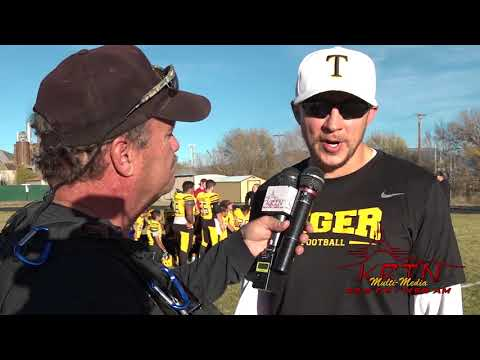 Raton v Cuba State Playoff Post Game interview