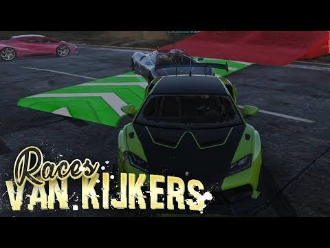 DE BUIS HALEN! - Races van Kijkers #45 (GTA V Online Funny Races)
