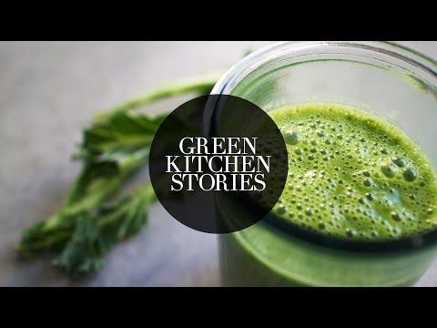 Green Hemp Protein Smoothie   Green Kitchen Stories