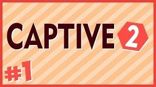 Piskopat Kuraklık ve Yokluk - Captive 2 Minecraft Özel Harita - Bölüm 1