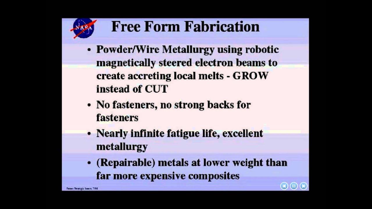NASA FUTURE WARFARE DOCUMENT (WITH LINKS)