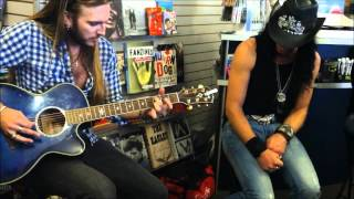 Art of Dying - Sorry - Acoustic 04.21.12