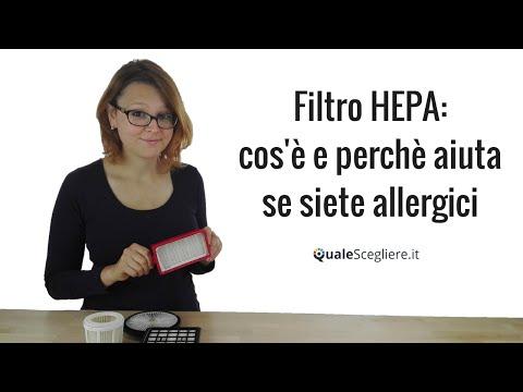 Filtro HEPA: cos'è e perché aiuta se siete allergici | Le guide di QualeScegliere.it