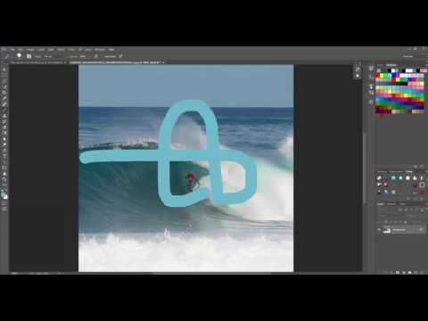 Adobe Photoshop CC: How to change the color of water in photoshop