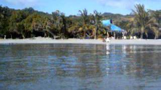 Providencia Isla Island Colombia 2008 South West Bay Alone On The Beach
