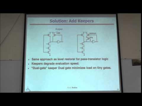 ASU ECE 342 Digital Circuits Fall 2014 Lecture 11