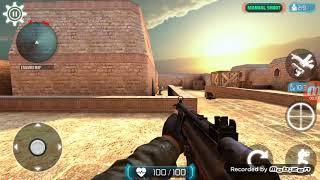 Counter Terrorist gameplay level 2
