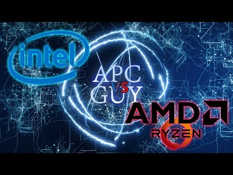 Intel vs AMD CPU's in 2019 - A full overview