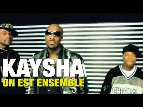Kaysha : On est ensemble (feat. Anofela & Top One Frisson)