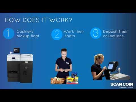 Multivendor Service / Scan Coin - cash transformation
