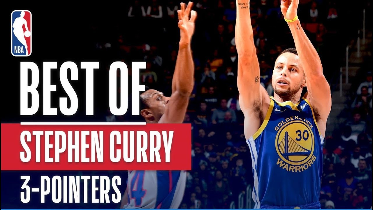 1c30b426e21b Stephen Curry s Best 3 Pointers From The 2018-19 NBA Season - YouTube