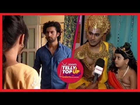 Amla & Abeer's Off Screen Friendship   Paramavatar Shree Krishna Star Cast Talks About The Character