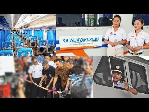 Trip by Train - Naik New Wijaya Kusuma - Rute Baru dari Banyuwangi