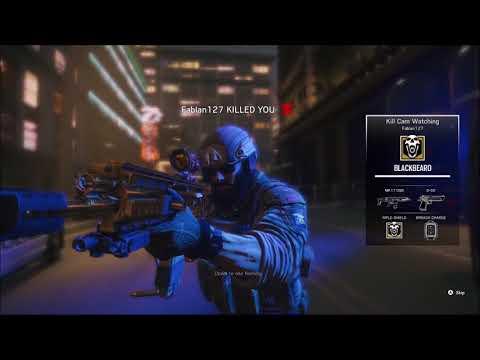 Tom Clancy's Rainbow Six Siege Random Clips #1