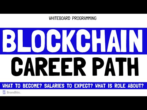 9 Blockchain Career Path with Salaries | How to Start Career in Blockchain