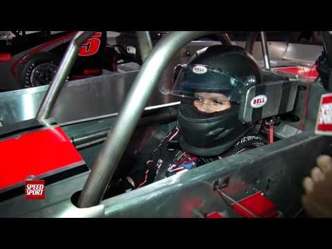 2014 Jim Shampine Memorial Part 1 - Oswego Speedway - MAVTV - SPEED SPORT - Racing - Super Modifieds