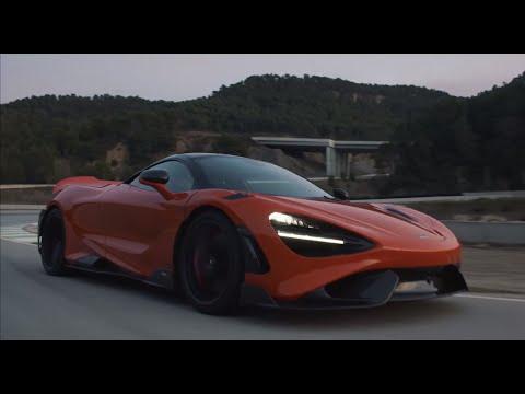 The new McLaren 765LT