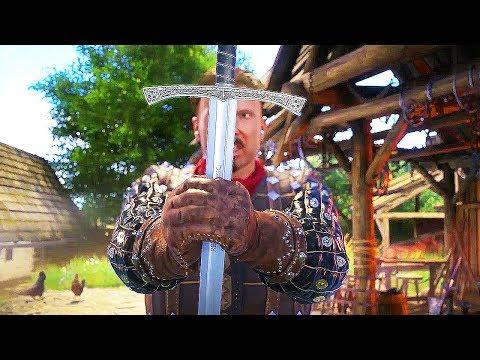 Авторы Kingdom Come Deliverance вдохновлялись Ведьмаком