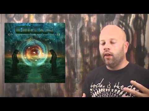 """Gigan-"""" Quasi-Hallucinogenic Sonic Landscapes"""" ALBUM REVIEW"""