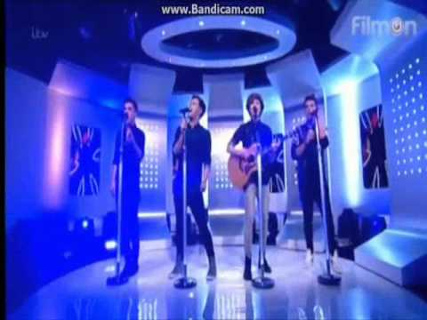 Union J - Beautiful Life @ 'This Morning' on ITV