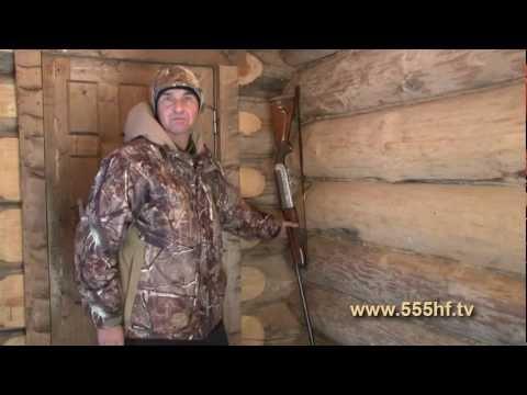 Как чистить охотничье ружье видео