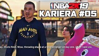 MIŁOŚĆ I KOSZYKÓWKA ► NBA 2K19 KARIERA #05
