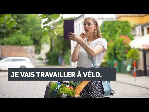 Dlaczego mówimy po francusku jechać: à vélo – en voiture- na rowerze i w samochodzie?