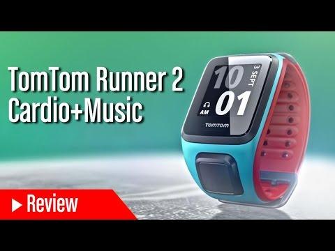 Análisis TomTom Runner2 Cardio Music
