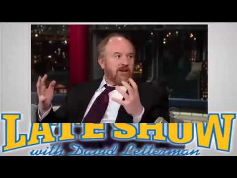 Louis C K Nicolle Wallace The Lone Bellow David Letterman Show