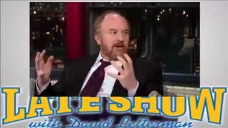 Louis C K Nicolle Wallace The Lone Bellow David Letterman Show