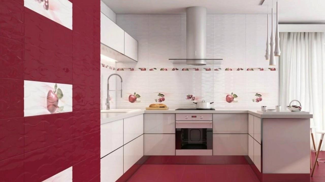 Disenos De Cocinas Modernas Con Azulejos Youtube