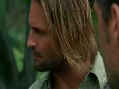 sawyer and kate (If your heart's not in it )