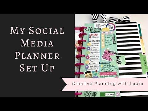 My Social Media Planner