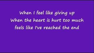 Britt Nicole - Stand - Lyrics