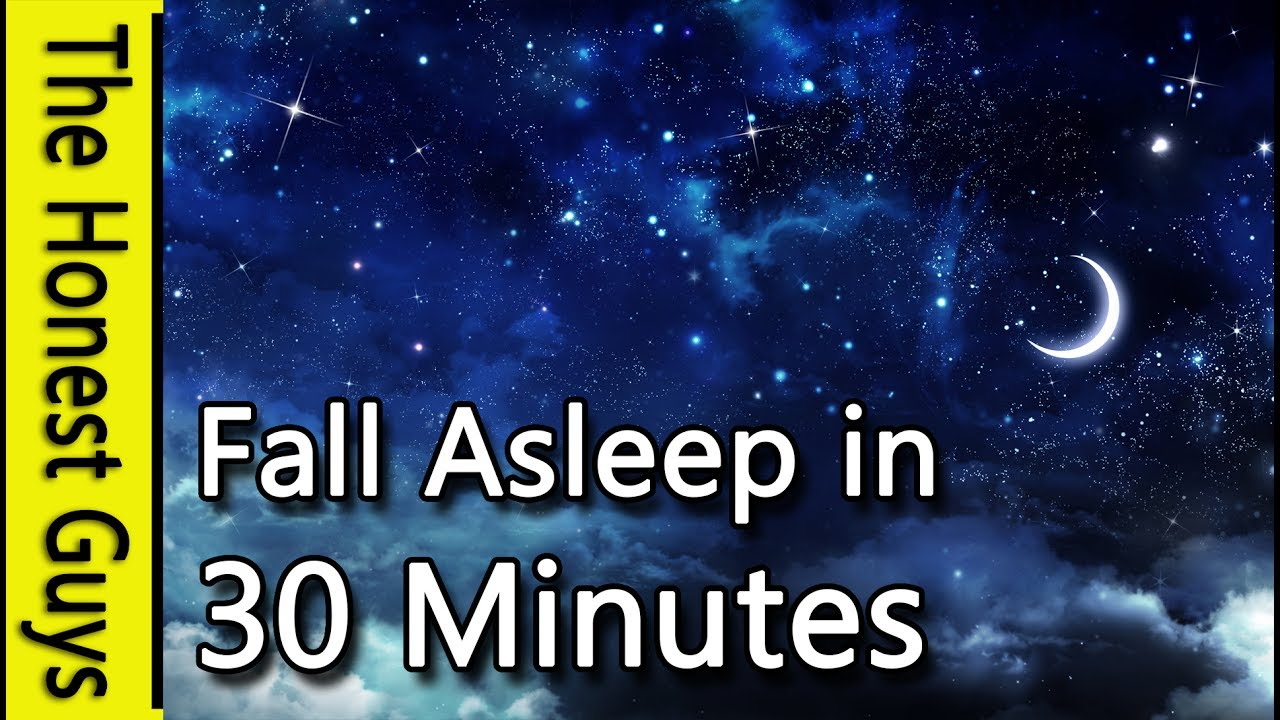 Fall Asleep In 30 Mins: Guided Sleep Meditation Wind Nature Sounds  Insomnia