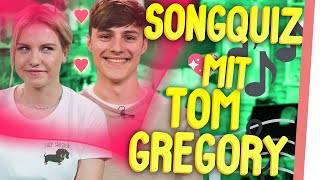 SUMMERTIME Songquiz mit TOM GREGORY!