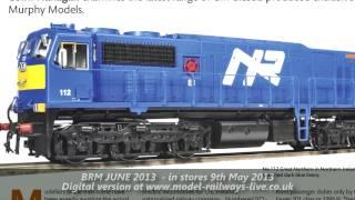 The June 2013 issue of British Railway Modelling magazine!