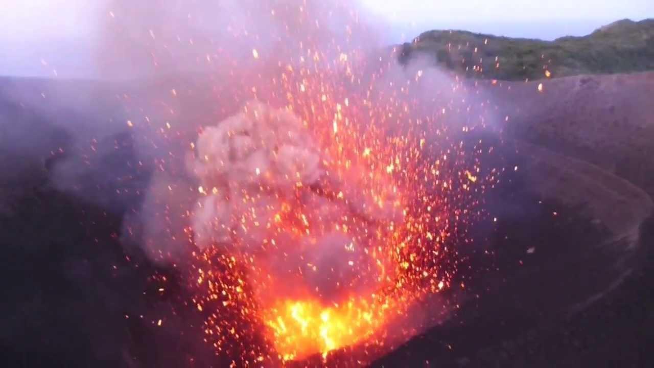 aktif yanardağlar